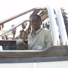 Dut Akol in the Ute